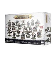 Death Soulblight Gravelords - Deathrattle Skeletons (Sortie le 22 Mai 2021)