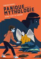 Panique dans la mythologie - Hugo face au Sphinx - Fabien CLAVEL