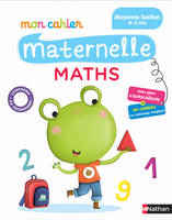 Mon cahier maternelle Maths MS
