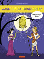 LA MYTHOLOGIE EN BD T8 - JASON