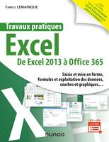 Travaux pratiques - Excel - De Excel 2013 à Office 365, De Excel 2013 à Office 365