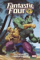 4, Fantastic Four / 100 % Marvel, La chose vs l'immortel hulk