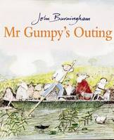 Mr Gumpy's outing, Livre