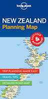 New Zealand Planning Map - 1ed - Anglais