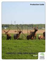 Domestic Game Farm Animals - Wapiti