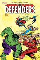 The Defenders, 3, Defenders : L'intégrale T03 (1974-1975)