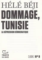 DOMMAGE, TUNISIE - LA DEPRESSION DEMOCRATIQUE