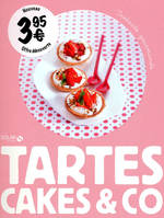 CAKES, TARTES&CO - INSTANTS GOURMANDS