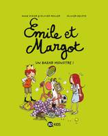 3, Émile et Margot, Tome 03, Un bazar monstre