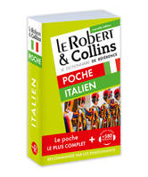 Dictionnaire Le Robert  Collins Poche italien