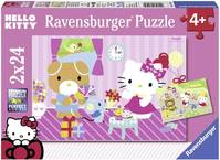 Puzzle Hello Kitty et amis