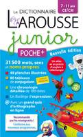 Dictionnaire Larousse junior poche plus