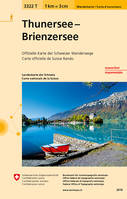 Thunersee - Brienzersee 3322T