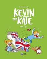 Kevin and Kate, Tome 02, Time's up !