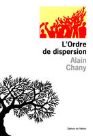 L'ordre de dispersion