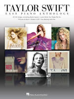 Taylor Swift - Easy Piano Anthology