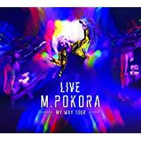 CD / My Way Tour Live / M. Pokora