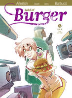 Lord of burger, Lord of burger, Cook and fight, 3 - Audrey Alwett