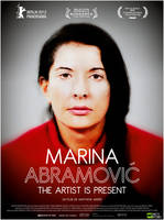 DVD - Marina Abramovic. The artist is present