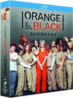 Coffret intégrale Orange is the new Black saison 1 à 4