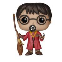 Harry Potter Quidditch Figurine