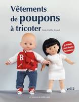 Vêtements de poupon à tricoter