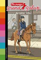 AU GALOP, JULIE