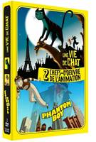 Une vie de chat / Phantom Boy