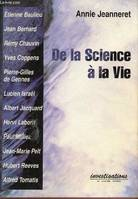 De la science à la vie
