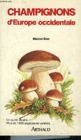 Champignons d'Europe occidentale