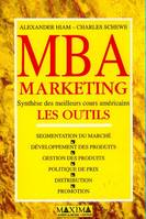 MBA marketing, les outils