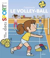 J'apprends le volley-ball