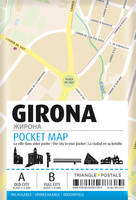 Girona - pocket map