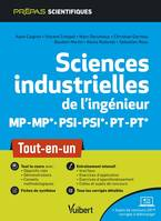 Sciences industrielles de l'ingénieur, Mp-mp*, psi-psi*, pt-pt*