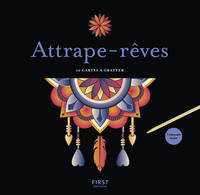 Cartes à gratter -Attrape-rêves