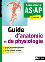 Guide d'anatomie et de physiologie - Formation AS/AP, Format : ePub 3