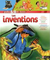 QUESTIONS REPONSES : LES INVENTIONS 6/8 ANS