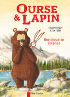 Ourse & lapin : Une chouette surprise