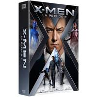 Coffret X-men prélogie : le Commencement; Days of the future past ; Apocalypse