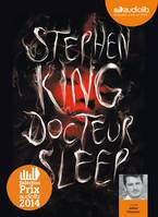 Docteur Sleep, Livre audio 2 CD MP3 - 661 Mo + 627 Mo