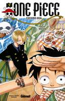 One Piece - Édition originale - Tome 07, Vieux machin