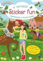 MANEGE STICKER FUN - POUPEES A HABILLER