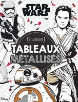Star Wars VII, LES ATELIERS STAR WARS - COFFRET FOIL ART