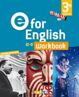 E for English 3e, cycle 4, A2-B1 / workbook