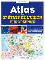 ATLAS DES 27 ETATS DE L'UNION EUROPEENNE
