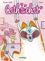 Cath & son chat, 1, Cath et son chat - tome 1, Virus au bahut