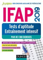 IFAP 2019 Tests d'aptitude - Entraînement intensif - Plus de 1300 exercices, Plus de 1300 exercices