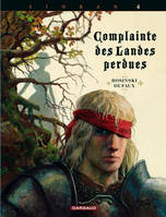 Complainte des landes perdues - Cycle 1 - Tome 4 - Kyle of Klanach, Volume 4, Kyle of Klanach