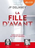La Fille d'avant, Livre audio 1 CD MP3