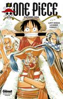 One piece , 2, Luffy versus la bande à Baggy !!